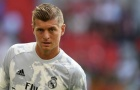 Toni Kroos thừa nhận khó khăn dưới triều đại HLV Zidane lần thứ 2