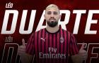 CHÍNH THỨC: AC Milan chiêu mộ trung vệ chất lượng của Flamengo