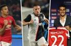 Tân binh Man United và 7 'viên ngọc quý' tiềm năng nhất châu Âu 2019/2020