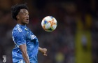 Sao Colombia khen ngợi lối chơi Juve dưới thời HLV Sarri