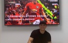 NÓNG: Ghi bàn ra mắt M.U, Daniel James ký ngay HĐ 'xịn sò'