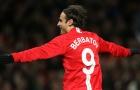 Chấm điểm những số 9 trong lịch sử Man Utd: Berbatov về nhì