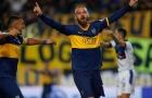 De Rossi mở tài khoản, Boca Juniors vẫn bị loại cay đắng
