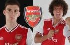 Mua 2 tân binh khủng, Arsenal sẽ tái hiện 'ác mộng' thời Chelsea - Conte?