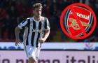 Tiết lộ lí do Arsenal từ bỏ 'Nesta mới' để chiêu mộ Luiz