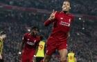 Các bại tướng của Ronaldo, Messi và Van Dijk nhận được bao nhiêu điểm?