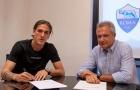 CHÍNH THỨC: AS Roma gia hạn hợp đồng với sao U21 Ý