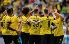 Hiệp hai bùng nổ, Dortmund nhấn chìm Augsburg trong cơn mưa bàn thắng
