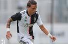 CHÍNH THỨC: Juventus chia tay sao trẻ chỉ sau 1 tháng gắn bó