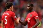 Pogba bị 'ném đá' khủng khiếp, Maguire & Rashford phản ứng cực gắt