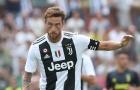 XONG! Vì Inter Milan, cựu sao Juventus từ chối sang Trung Quốc thi đấu