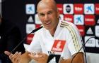 Zidane nhận tin cực vui, Real thẳng tiến vòng 2 La Liga