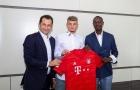 Bạn biết gì về 'ngọc thô' 20 tuổi, Michael Cuisance của Bayern?