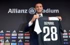 Merih Demiral nói lời xúc động trong ngày ra mắt Juventus