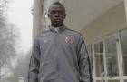 Câu chuyện đằng sau bức ảnh đầu tiên của Mane khi rời Senegal đến Metz