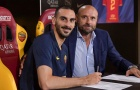 CHÍNH THỨC: Cựu hậu vệ The Blues gia nhập AS Roma