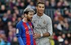 Ronaldo: 'Tôi không ngại làm điều đó với Messi'