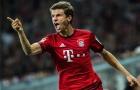 Từ James cho đến Coutinho, Muller tiếp tục đương đầu với thử thách