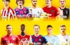 Những nhân vật có thể thay đổi cục diện bóng đá Châu Âu mùa bóng mới