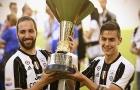 'Sếp lớn' Juventus chốt tương lai Dybala và Higuain