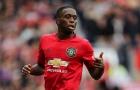 Tân binh Man Utd: 'Các tiền vệ cánh ghét điều tôi làm'