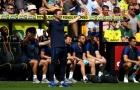 Vì sao Chelsea chỉ có 6 cầu thủ trên ghế dự bị trận Norwich?