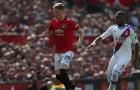 10 thống kê kinh hoàng sau trận Man Utd 1-2 Palace