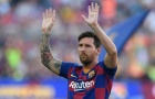 CĐV Barcelona nhận tin dữ từ Lionel Messi