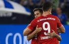 Lewandowski có hattrick siêu phàm khiến Coutinho phục sát đất