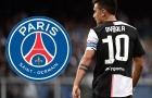 PSG vỡ mộng, bị 'kẻ thất sủng' tại Turin từ chối thẳng mặt