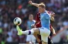 Vượt Ozil, De Bruyne trở thành 'Vua kiến tạo' ở Premier League