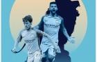 [INFOGRAPHIC] - Sau vòng 3 Premier League: 'Cặp bài trùng' đáng sợ, sát thủ 'vô danh'