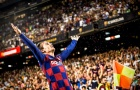 Griezmann: 'Tôi đã lén học kỹ thuật của Messi'