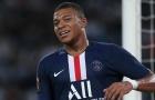 Mbappe chạm đến cột mốc đáng nể trong trận gặp Toulouse