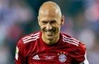 Arjen Robben: 'Coutinho sẽ chơi nhiều trận hay cho Bayern'