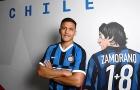 Alexis Sanchez và những người Chile hiếm hoi ở Inter Milan