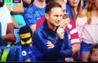 Lampard phản ứng ra sao sau pha hỏng ăn mười mươi của Kovacic?