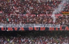 Đấu Brescia, CĐV AC Milan truyền tải thông điệp ý nghĩa