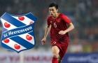 Điểm tin bóng đá Việt Nam tối 01/09: Bầu Hiển tuyên bố mạnh mẽ về việc Văn Hậu dự SEA Games