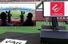 Vấn đề của V-League không phải VAR