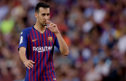 Busquets bất ngờ ca ngợi bản hợp đồng 'triệu đô' của Barcelona