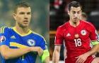 Sát thủ AS Roma chào đón sự xuất hiện của cựu sao Arsenal