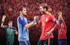 Tây Ban Nha đại thắng, Ramos san bằng lịch sử