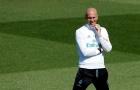 Đáng mừng! Đây là điều mà HLV Zidane muốn nghe nhất lúc này