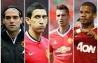 10 chữ ký 'thảm họa' của Man Utd trong một thập kỷ qua