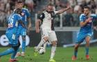 Sao Juventus nói điều thật lòng về 'đối tác lâu năm' Ronaldo
