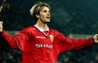 'Beckham ước rằng anh ấy thi đấu cho Tottenham'