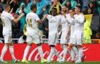 Đây đích thị là 'thần tài' giữ điểm cho Real Madrid!