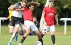 'Thần đồng' ra mắt, U18 Man Utd thảm bại với tỉ số khó tin