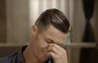"""Ronaldo bật khóc: """"Ông ấy không thể nhìn thấy tôi trở thành số 1"""""""